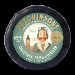 Hutchinsons Mild Cheddar Cheese