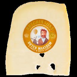 Dutch Maasdam Cheese