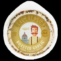 Hutchinsons Roasted Garlic & Herbs Cream Cheese